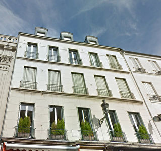 Studio Vincennes 27.60m2